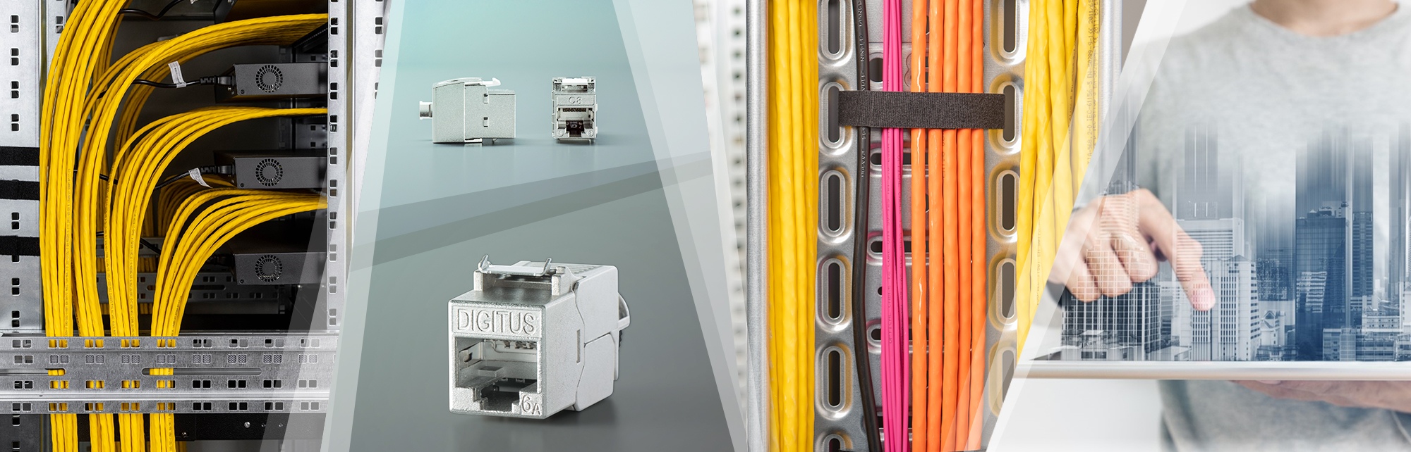 Structured building cabling