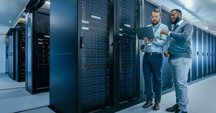 Data Center Lösung