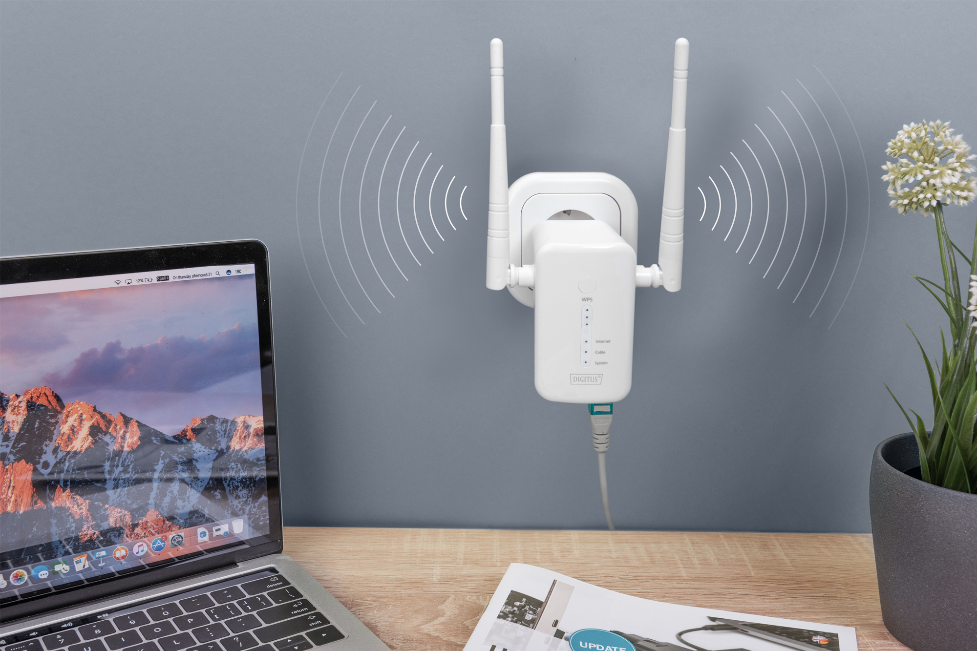 DIGITUS Wireless Dual-Band Mesh System
